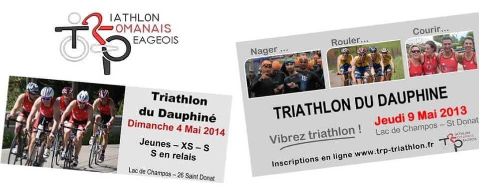 Triathlon dauphiné evenementiel