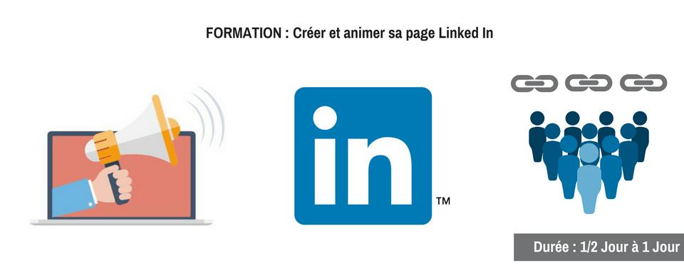 Formation Linkedin réalisée par Boostacom