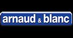 Logo de l'entreprise Arnaud & Blanc, client boostacom