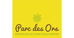 Logo du parc des ors, créé par Boostacom