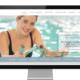 Site internet d'AquaPassion, créé par l'agence web Boostacom