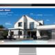Site internet d'Arnaud & Blanc, créé par l'agence web Boostacom