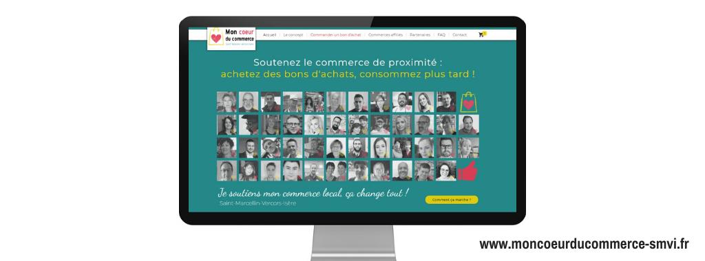 Mon Coeur de Commerce SMVI-réalisations Boostacom