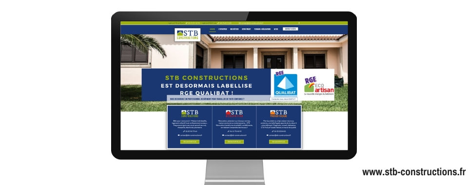 STB Constructions-réalisations Boostacom
